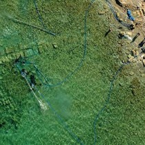 Ancient Greek port revealed in the Corinth Gulf sea area