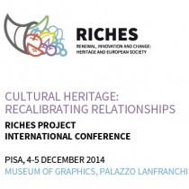 Cultural Heritage: Recalibrating Relationships