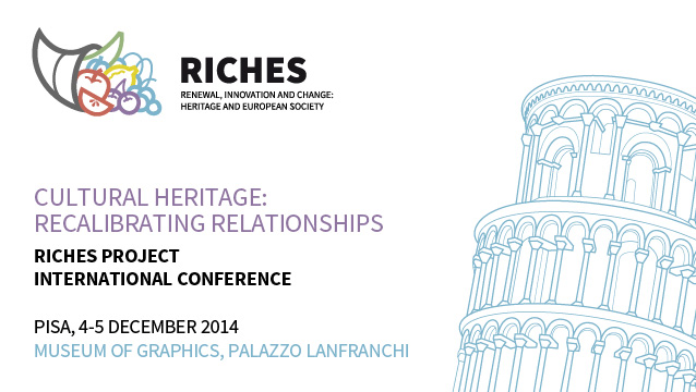 RICHES Conference banner.