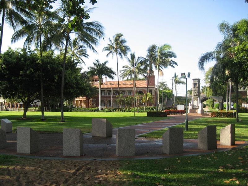 Townsville Campus, James Cook University.