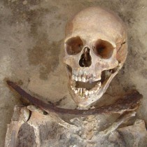 Post-medieval Polish buried as potential 'vampires' were likely local