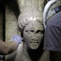 Seven Greek discoveries that changed the world of archaeology in 2014
