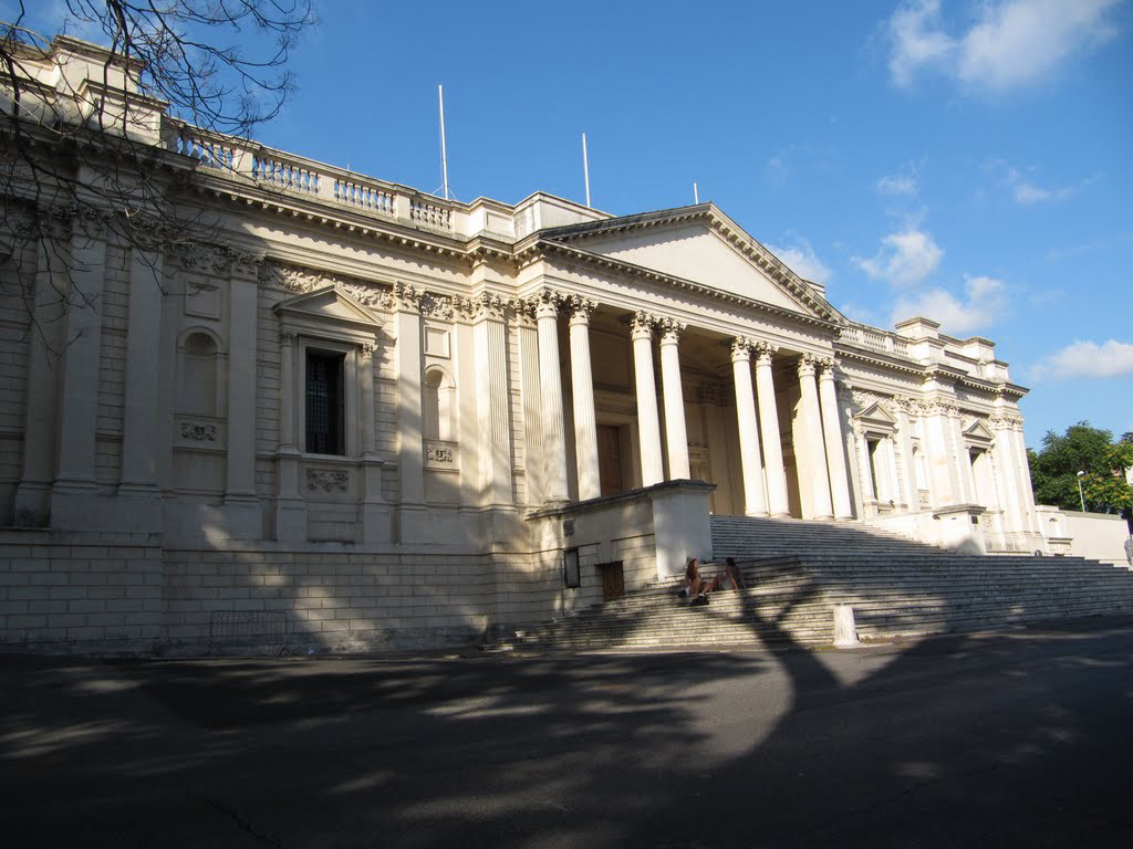 The British School at Rome.