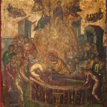 Domenikos Theotokopoulos before El Greco