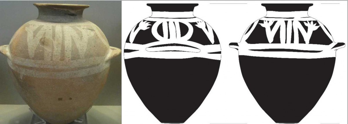 Fig. 2 Thick linear amphora.