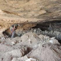 Robbers caught red-handed at the Cave of Skulls in the Judean Desert