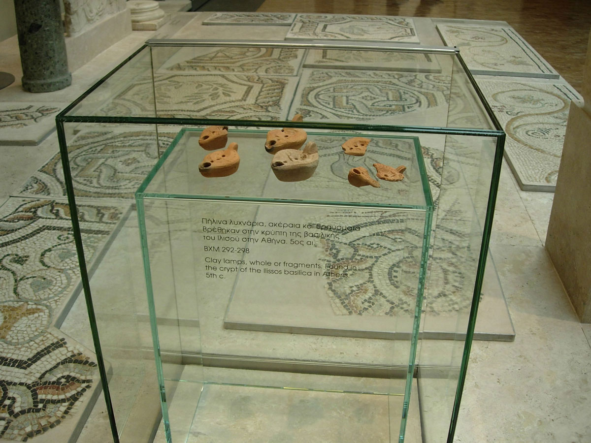Fig. 3. The Byzantine and Christian Museum.