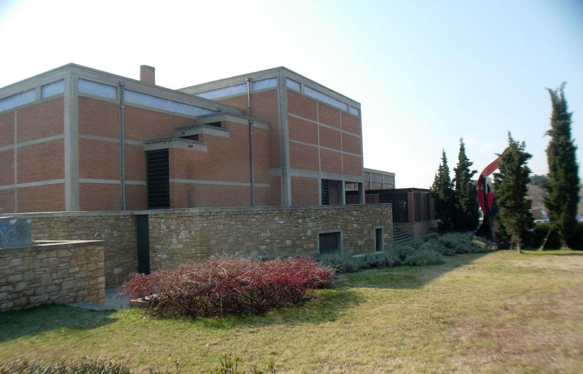 Fig. 5. The Museum of Byzantine Culture by Kyriakos Krokos.