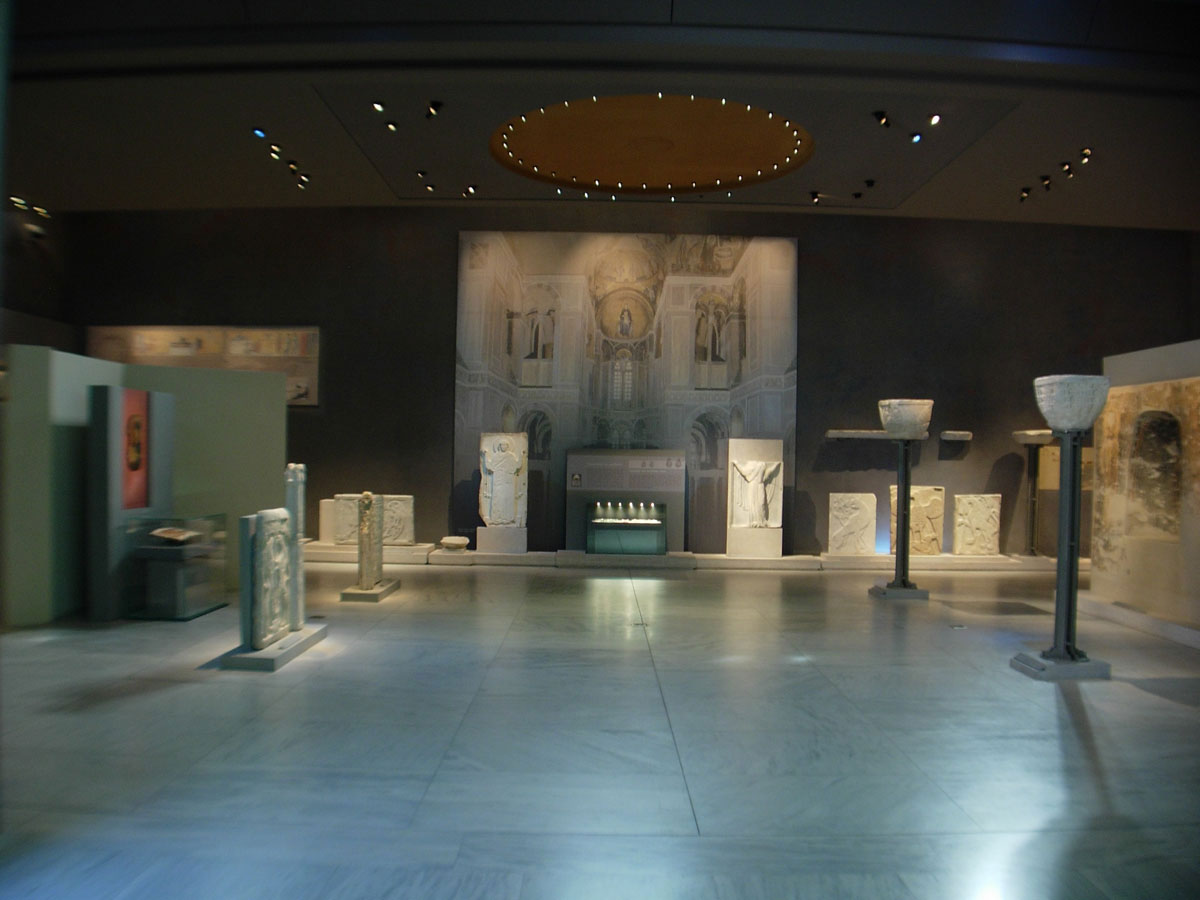 Fig. 8. The Museum of Byzantine Culture.