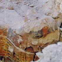 Amon singer sarcophagus discovered intact