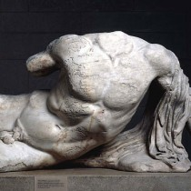 Parthenon Marbles ' god Ilissos goes Russia