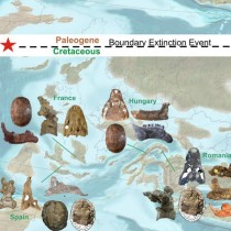 Dinosaurs wiped out rapidly in Europe