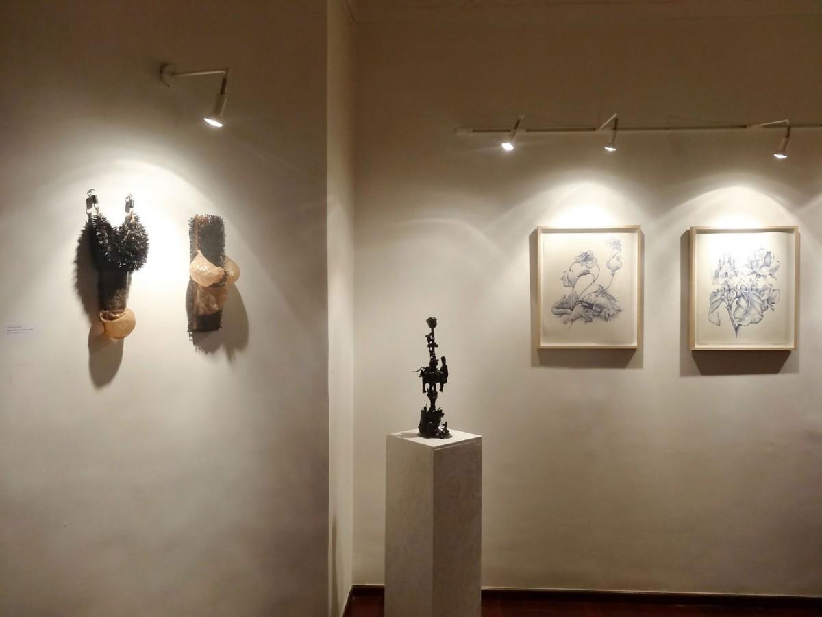 Fig. 7. View of the exhibition Artificialia. Copyright Kalos&Klio.