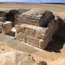 Tomb of an unknown Egyptian queen