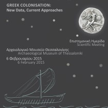 Greek Colonisation: New Data, Current Approaches