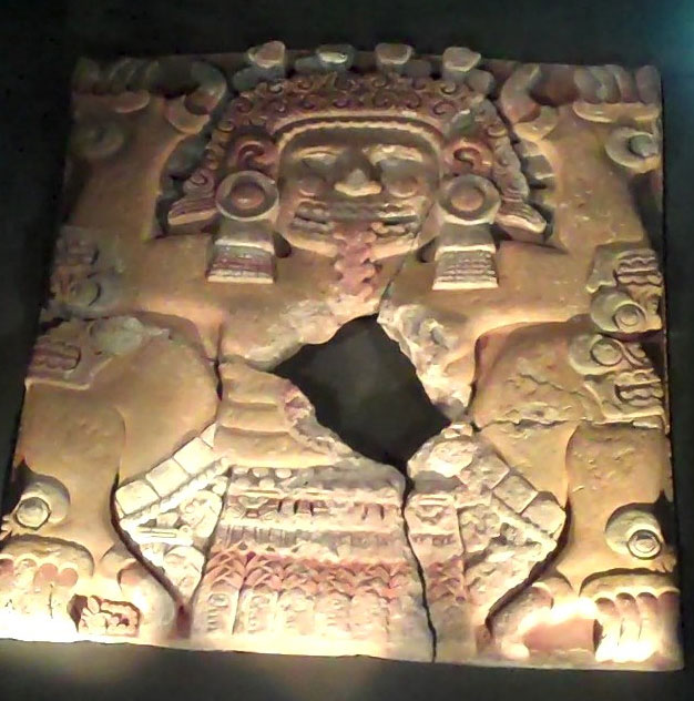 The Tlaltecuhtli monolith was discovered in 2006. Photo credit: Protoplasma Kid/WikimediaCommons.