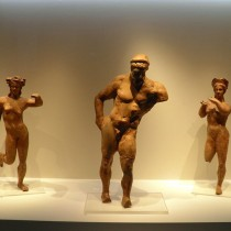 The uses of terracotta figurines in non-official ritual