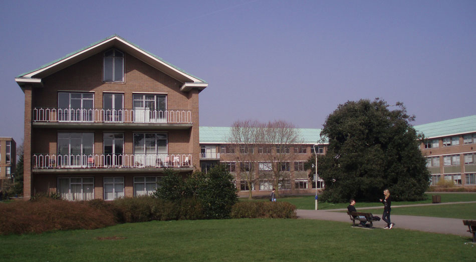 HumSS Building, University of Reading.