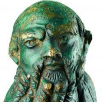 Silenus on Danish island