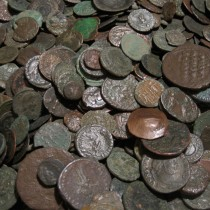 Serres: Tomb with coins came to light