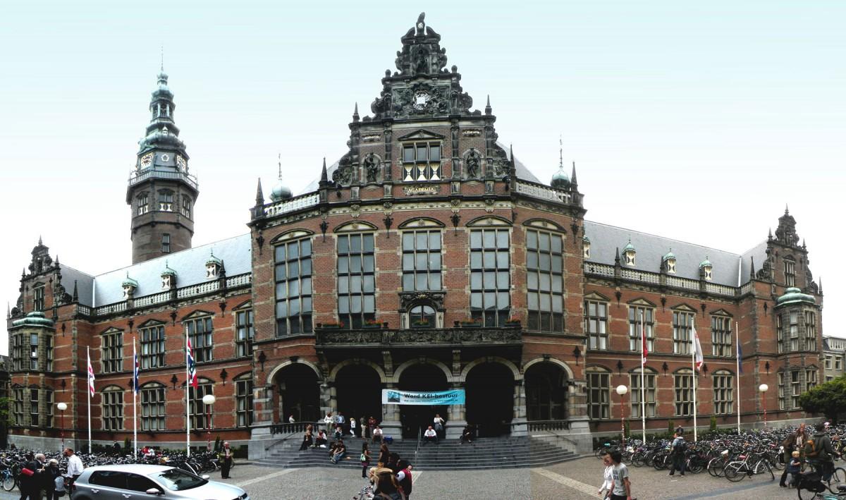 Groningen University.