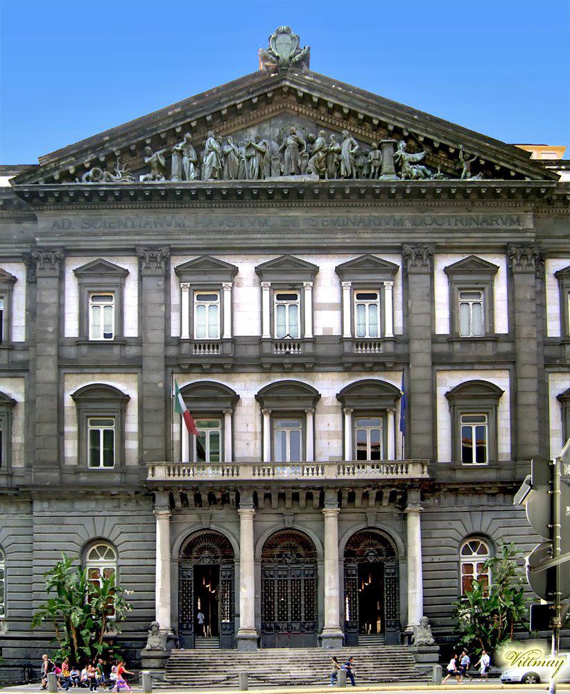 University of Naples 'Federico II'.