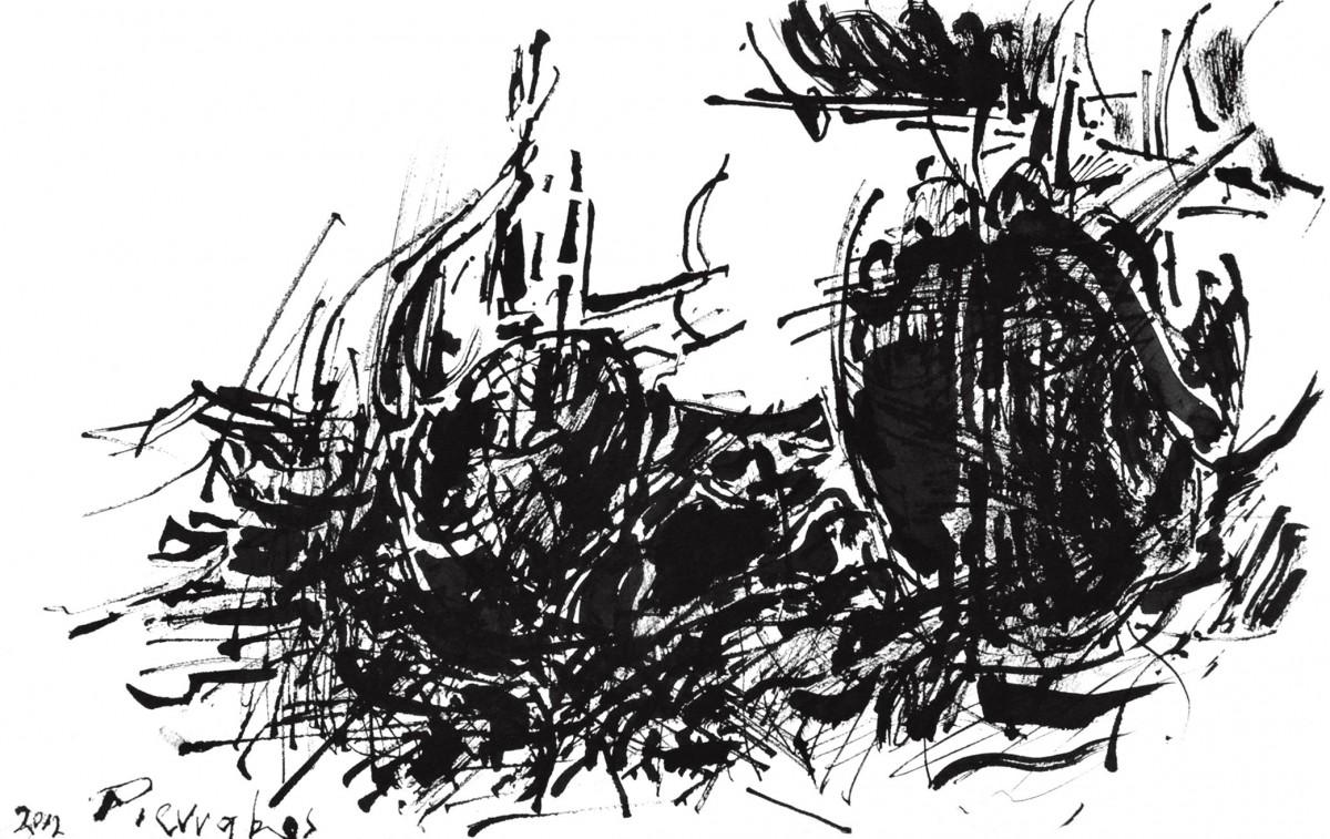 Work by A. Pierrakos.