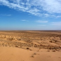Rapid end of the Green Sahara 8,000 years ago