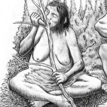 Neanderthals based their lifestyle on a sexual division of labor
