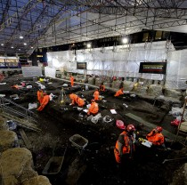 Thousands of skeletons unearthed in Bedlam, London