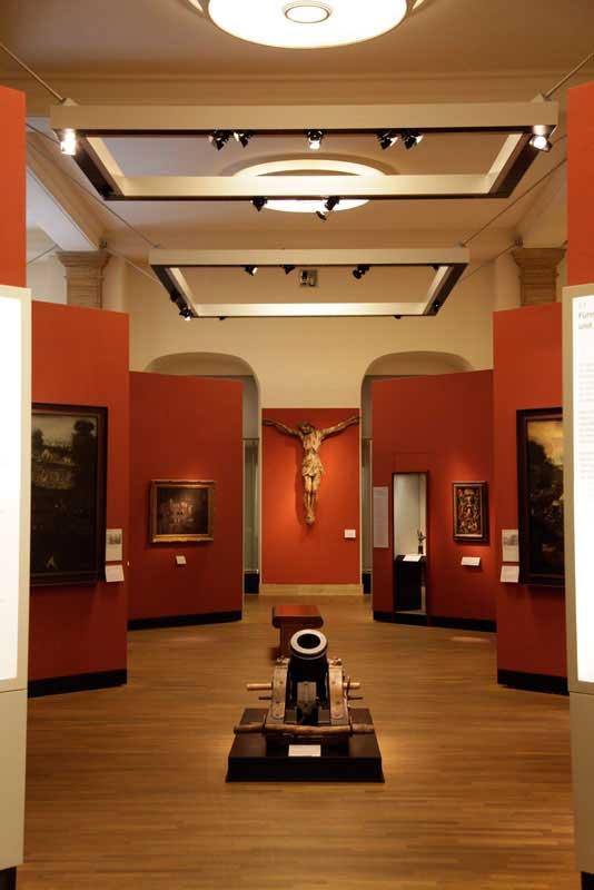 Fig. 1. German Historical Museum, Berlin. Photo: Ang. Zoumbouli.