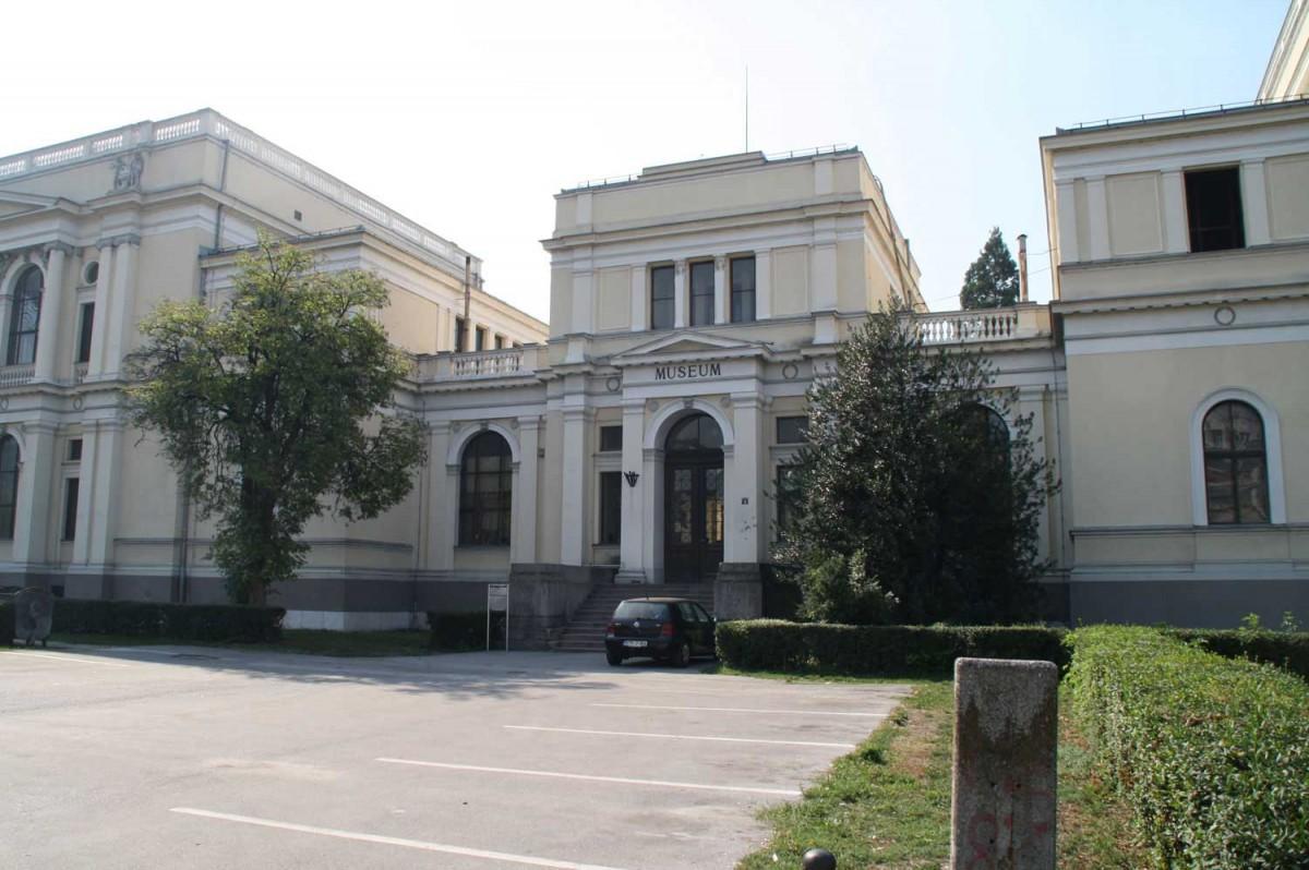 Fig. 3: National Museum of Bosnia-Herzegovina, Sarajevo. Photo: A. Bounia.