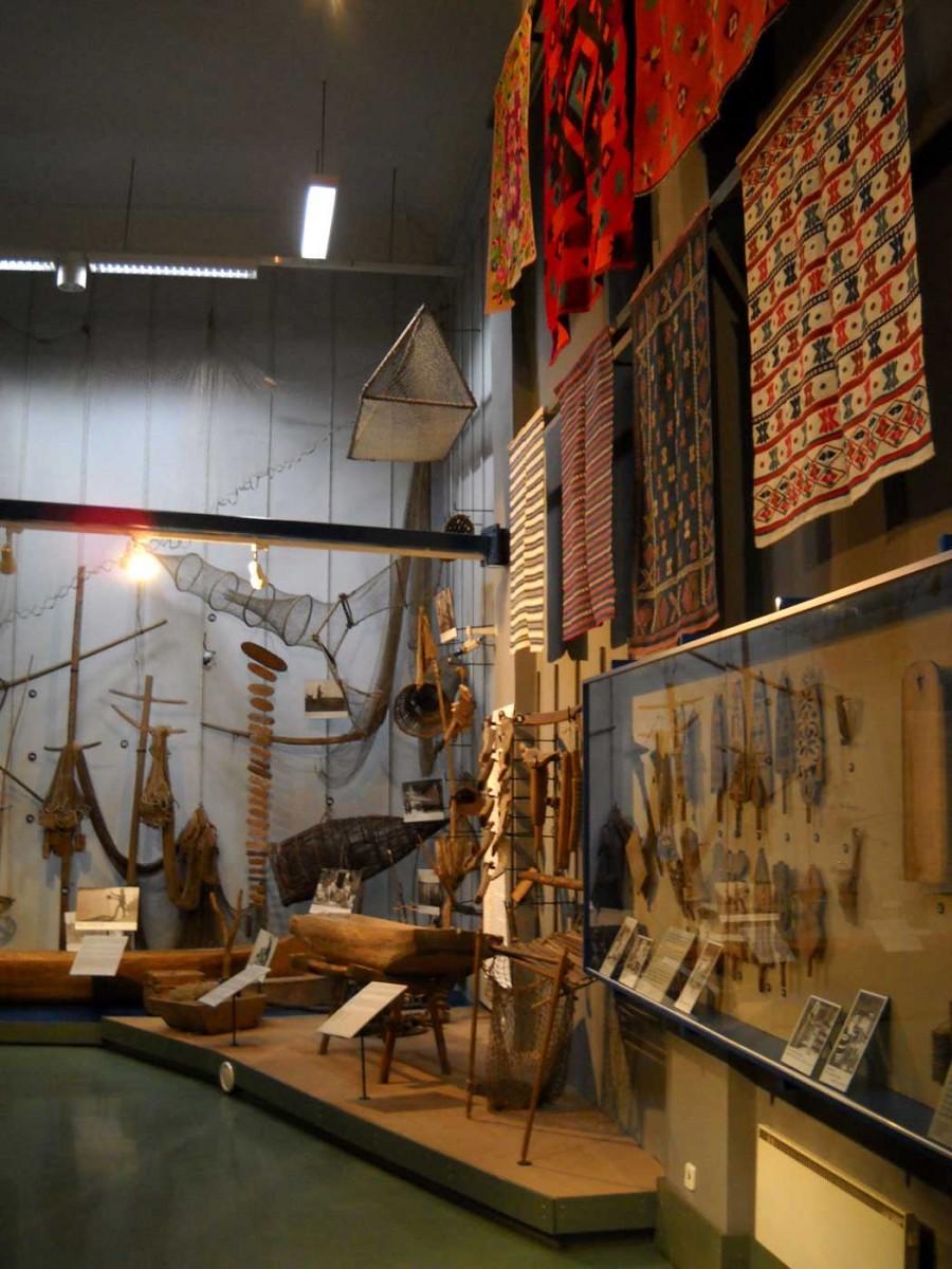Fig. 4: National Museum of Estonia, Tartu. Photo: A. Bounia.
