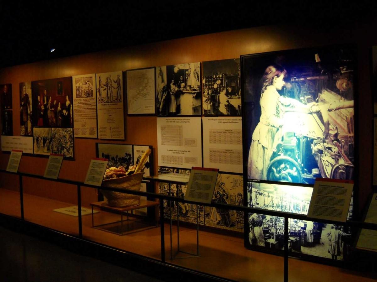 Fig. 7: Museum d'Historia de Catalunya. Photo: A. Bounia.