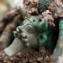 Exceptional Celtic prince tomb found in France
