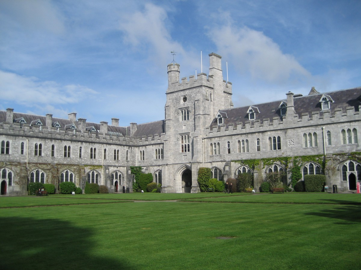 University College Cork, Ireland.