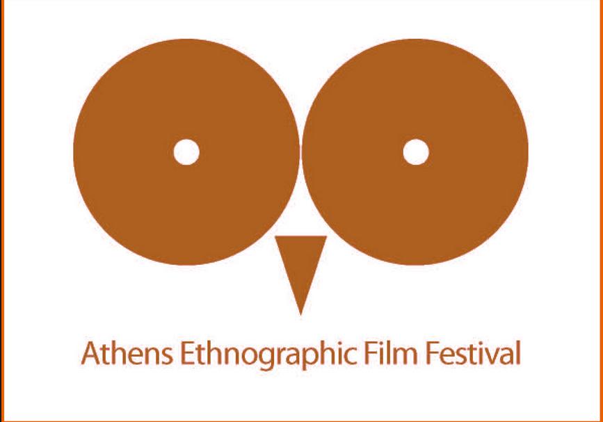 The Athens Ethnographic Film Festival logo.
