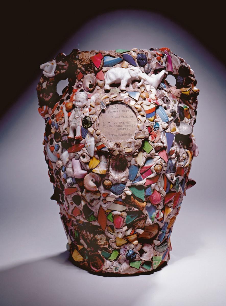 American, Memory jar,  20th century, High Museum of Art. Photo Credit: NOMA.