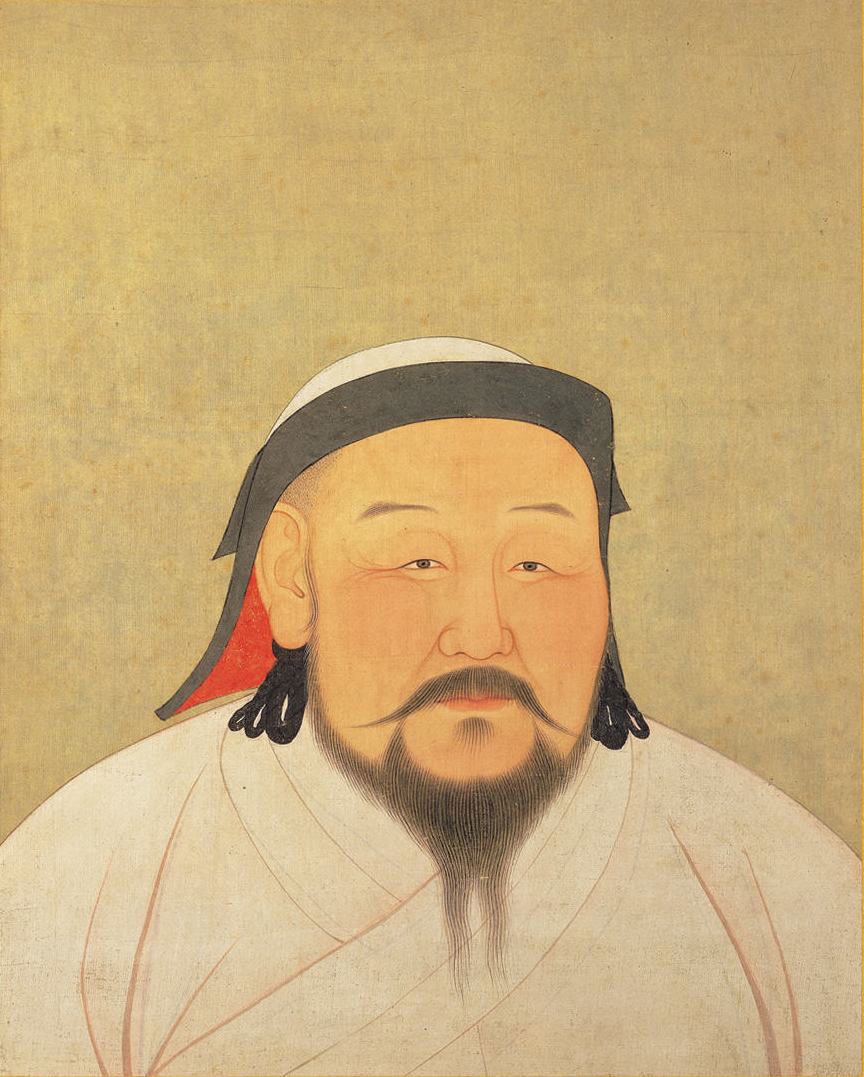 Kublai Khan (pictured), Genghis Khan's grandson, established the Yuan Dynasty during which silver mining activities in the Yunnan region boomed.