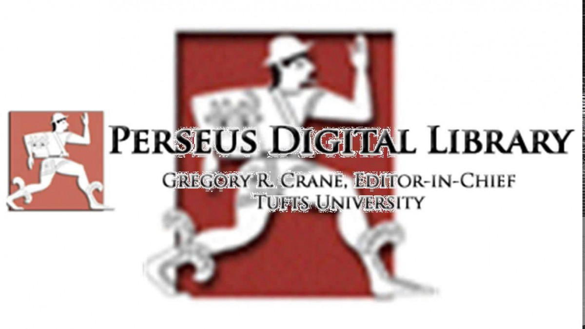 The Perseus Digital Library will be among the themes discussed during the Workshop.