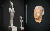 Cultic pit near temple of Ptah at Karnak yields artefacts