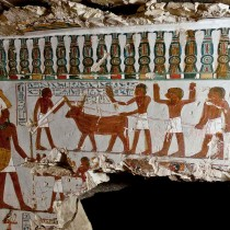 New tomb discovered in Qurna