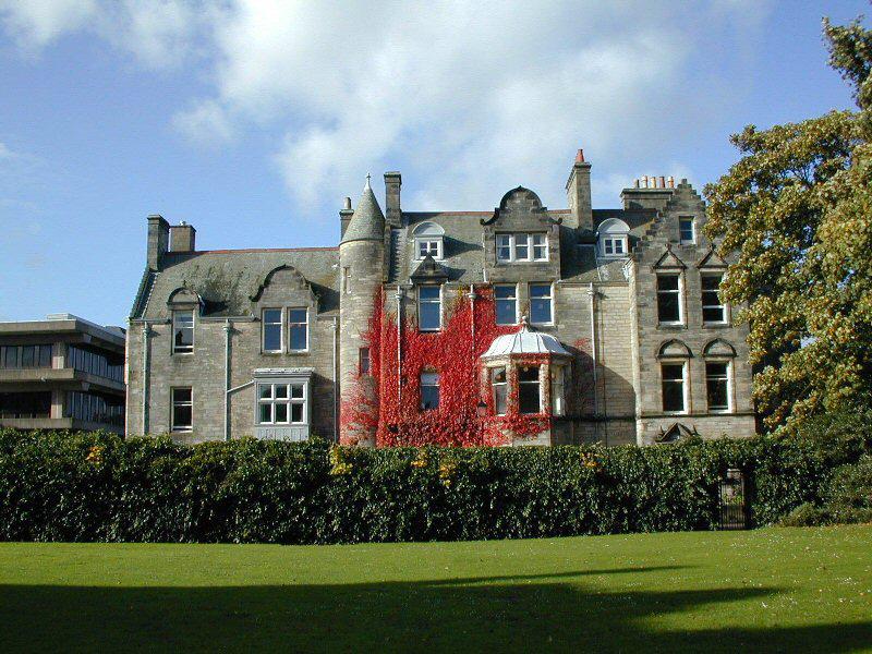 School of Classics, University of St Andrews.