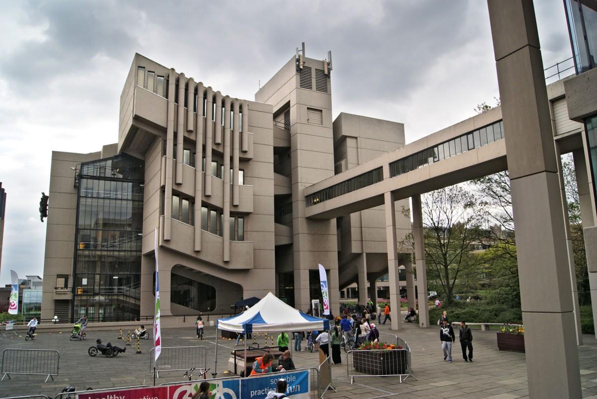 University of Leeds, The Roger Stevens Building.