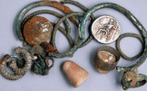 2,300-year-old silver hoard found in northern Israel
