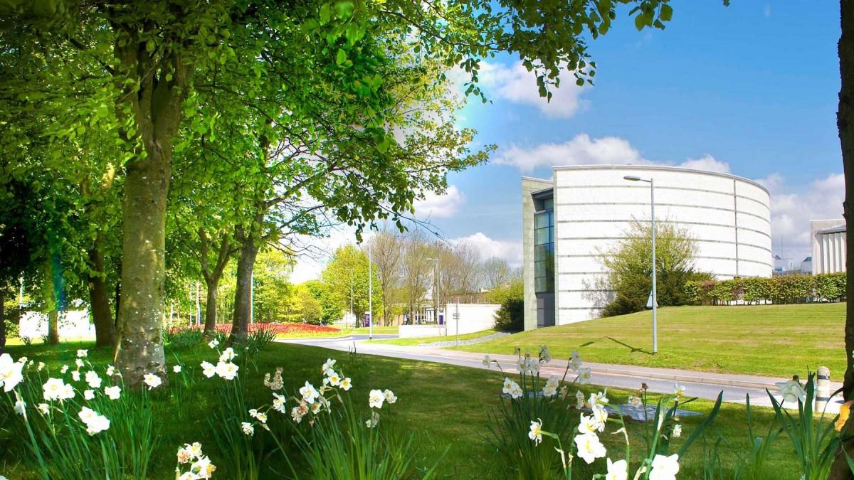 Lancaster University.