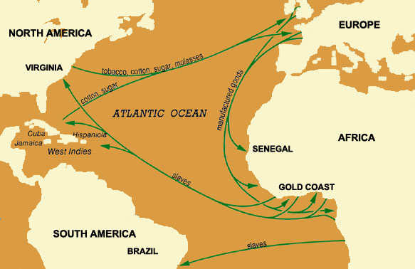 So far it was possible to trace potential ship routes and data, but not a precise location of origin in Africa.