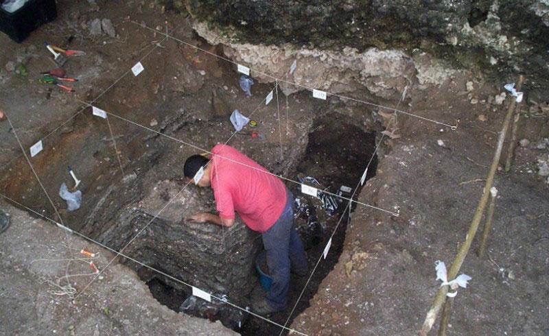The archaeological site of Canimar Abajo in Cuba. Image: UWinnipeg