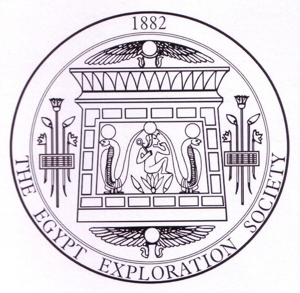 The Egypt Exploration Society logo.