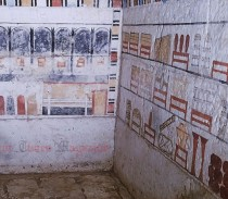 Two Old Kingdom tombs found in excellent condition